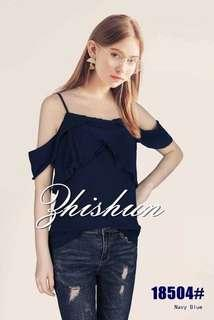Butterfly longsleeve silk blouse Korean clothing Free size (M to large) 260 👉looking for more active and loyal resellers 👉all in one shop 👉direct and legit supplier since 2012