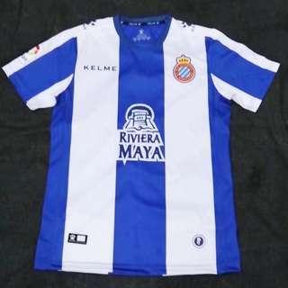 18/19 RCD Espanyol kits
