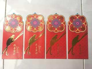 CNY Chinese New Year Angpow Angpau Red Packet from Land and General Berhad