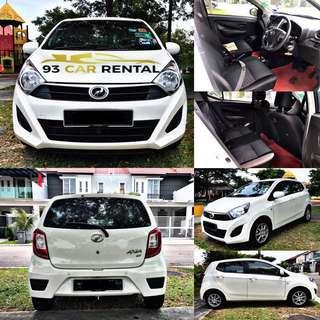 CAR RENTAL BEST IN JB