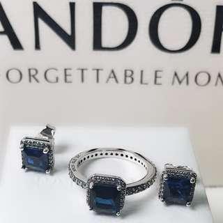 Pandora Blue Set