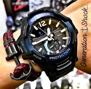 NEW🌟ARRIVAL in GSHOCK GRAVITY MASTER WIRELESS BLUETOOTH SMARTPHONE ANDROID LINK TOUGH SOLAR : 1-YEAR OFFICIAL WARRANTY : Best For Rough Users  GR-B100-1A2 / GRB100 / GR-B100-1A2DR / GRB100 / GSHOCK DIVER WATCH / GA-1000 / GA1000 / GSHOCK DIVER WATCH