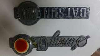Emblem Datsun sunny b210