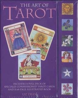 The Art of Tarot boxed set