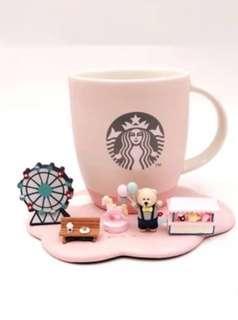 Starbucks Bearista Coaster