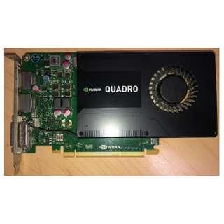 Nvidia Quadro K2200