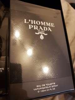 L'Homme Prada Milano
