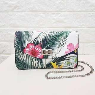 mango tropical slingbag