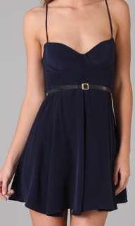 Bec and bridge bustier dress
