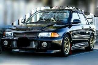 Owner Proton Wira Evo 3 Mitsubishi Lancer evo3