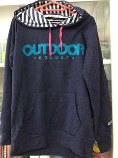 日本版outdoor 衞衣hoodie