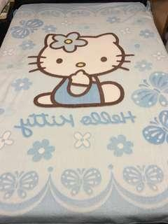 HELLO KITTY BLANKET (THICK DOUBLE SIZE)