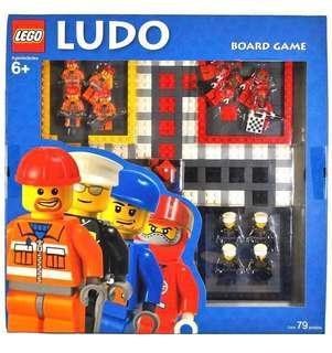 Lego City Ludos BNIB