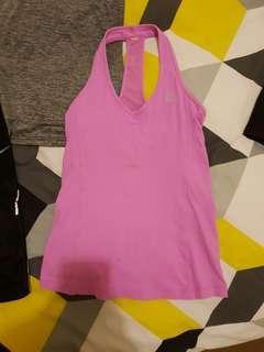 Lorna Jane gym top size 8