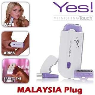 RECHARGEABLE HAIR LASER TRIMMER
