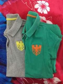Giordano Polo Shirt 2 for 150