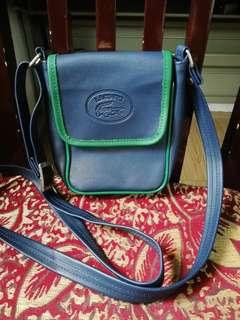 Authentic Lacoste sling bag mini for cellphone