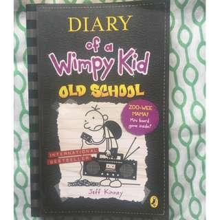 The Diary of a Whimpy Kid: Old School