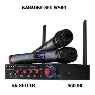 🚚 Karaoke Set