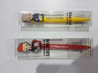 Big Bang GD & Taeyang Go Blings Official Pen