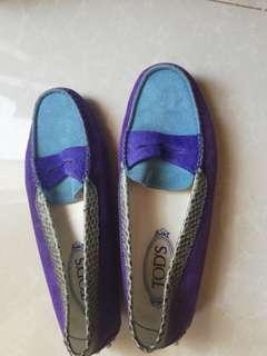 Authentic TODS loffer shoes