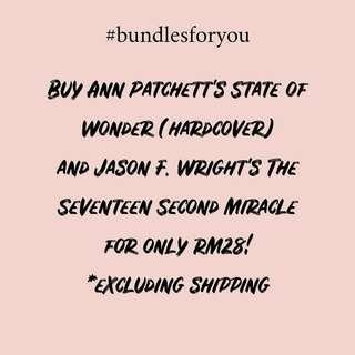 #bundlesforyou books bundle 1