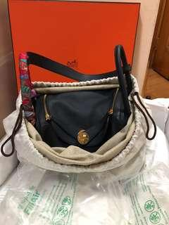 Hermes Lindy26 two tone