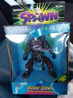 Mutant Spawn Special Edition Todd Mcfarlane Toy