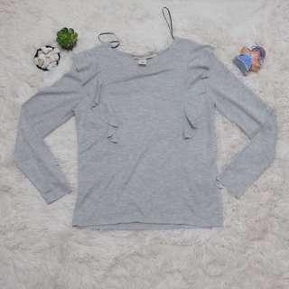 H&M detailed blouse