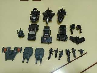 Transformers victory reissue black landcross