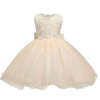 0813/O3*S ELISE BAREBACK KIDS GIRL PRINCESS DRESS PARTY DRESS.