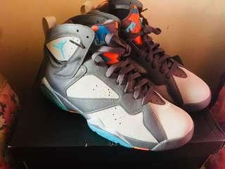 Air Jordan 7 Barcellona