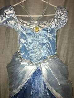 Halloween costume ( Cinderella)