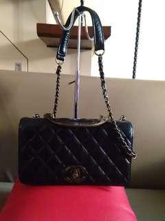 Chanel 2 way sling