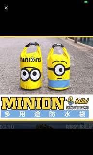 Minions 防水袋