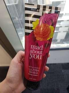 MAD ABOUT YOU - Ultra Shea Body Cream