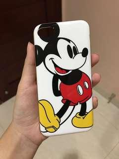 Mickey White iPhone 7 Case