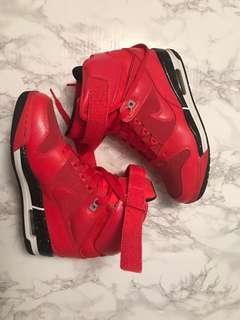 Nike sneaker wedge
