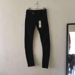 G Star black jeans