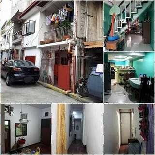 House&Lot for SALE !! (Sampaloc, Manila)