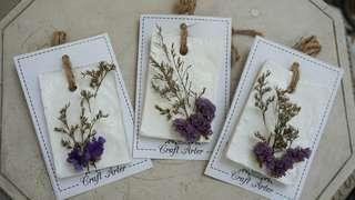 Fragrance dried flower