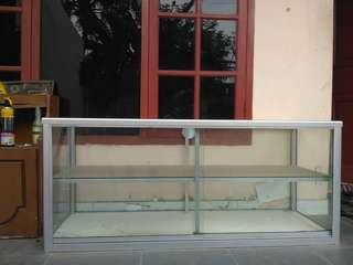 Etalase Warteg / Counter Hp PxLxT 140x50x60