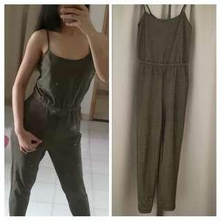 (Free postage)Topshop Glittering Jumpsuit