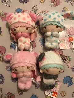 Little Twin Stars 2013 動物造型公仔