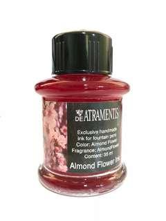 De Atramentis Scented Fountain Pen Ink Almond Blossom 35ml