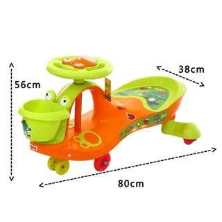 [Sales] Baby/ Kids Toy - Frog Swing Car