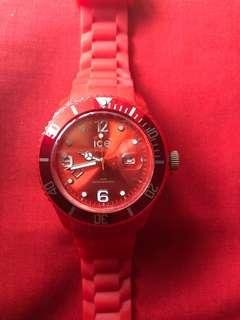 👗Red by ICE WATCH👗