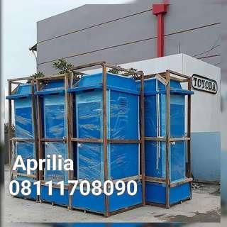Toilet Portable Full Asesoris