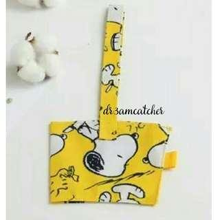 2nd design! Snoopy beverage carrier