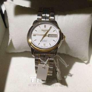 Tissot watch for men, Guaranteed authentic from dutyfree Australia